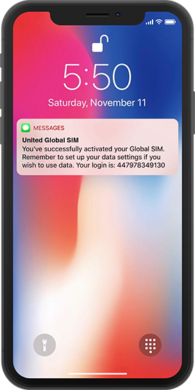 United Networks | About Global SIM